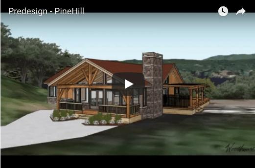 PineHIll 3D Fly-Through Video