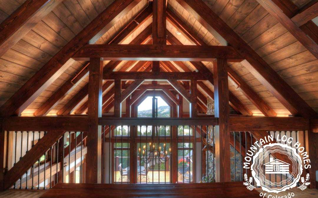 Featured Builder Partner: Mountain Log Homes of Colorado
