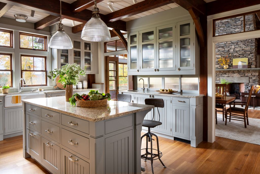Cost to Build Timber Frame - Kitchen