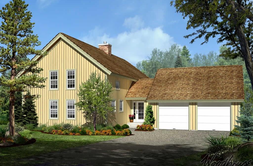 Dreamy Barn Home Floor Plans