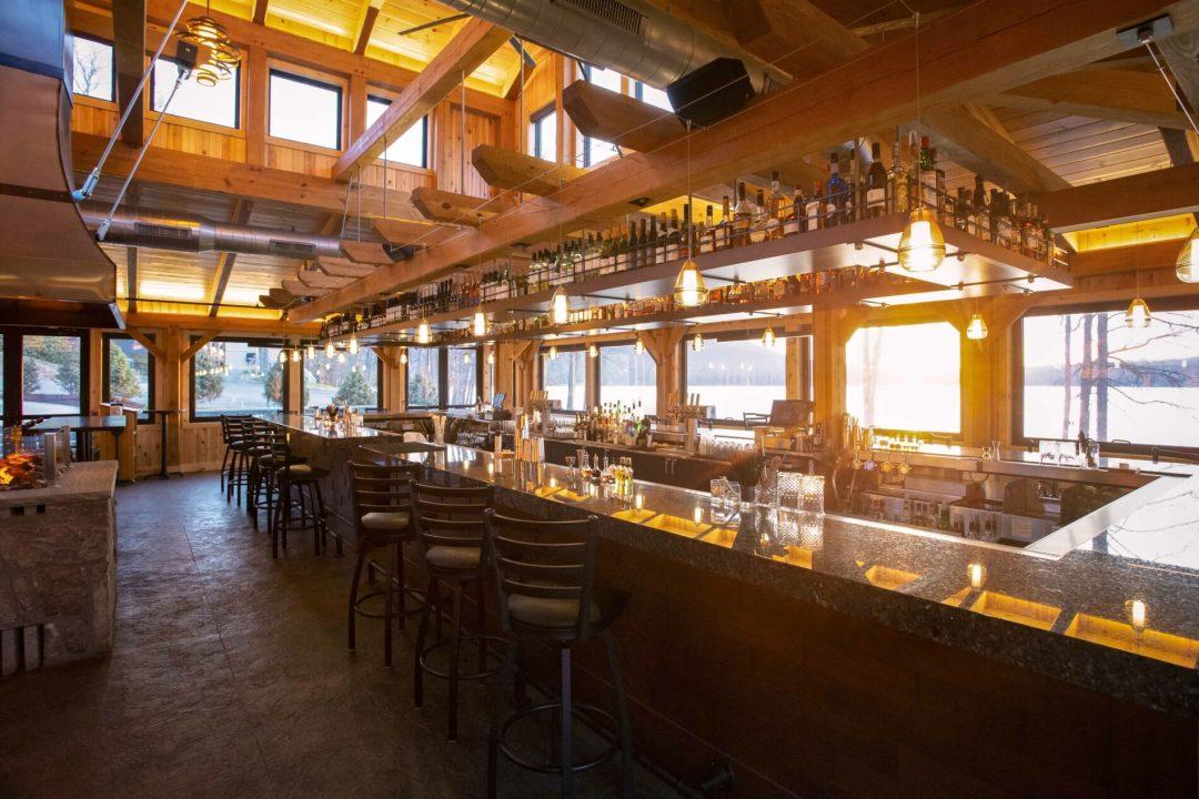 Timber Frame Restaurant - Firewater
