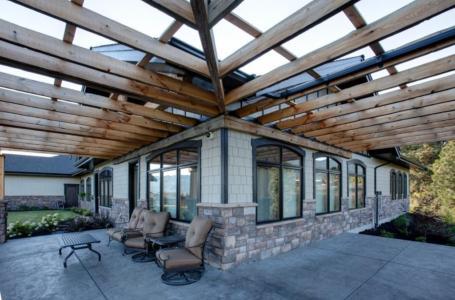 European Timberfame Corp Timber Frame Homes BC