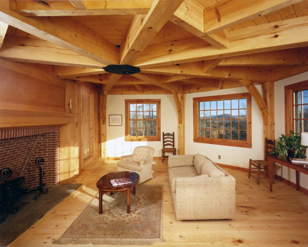 Timber Frame Homes / Photo Gallery (2/6)