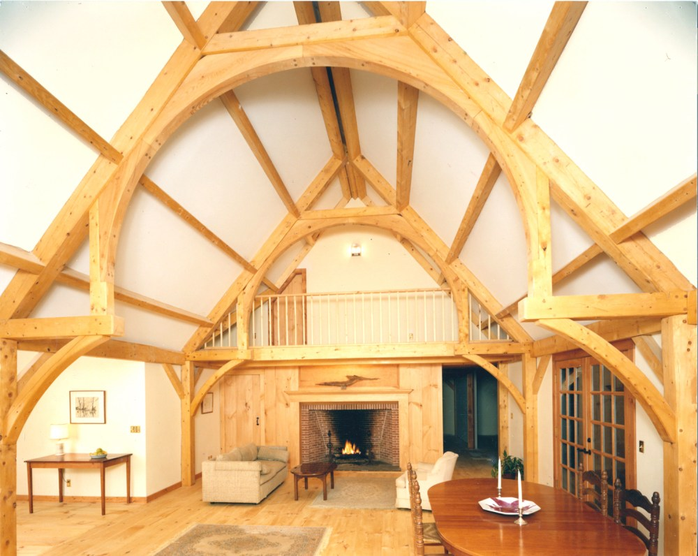 Timber Frame Homes / Photo Gallery (1/6)