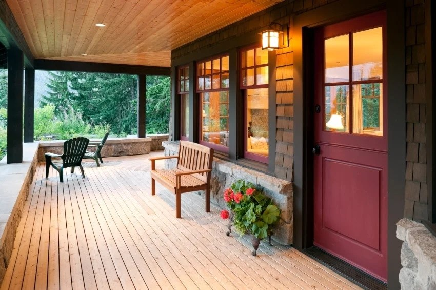 5 Exterior Lighting Tips For Your Home Timber Frame HQ