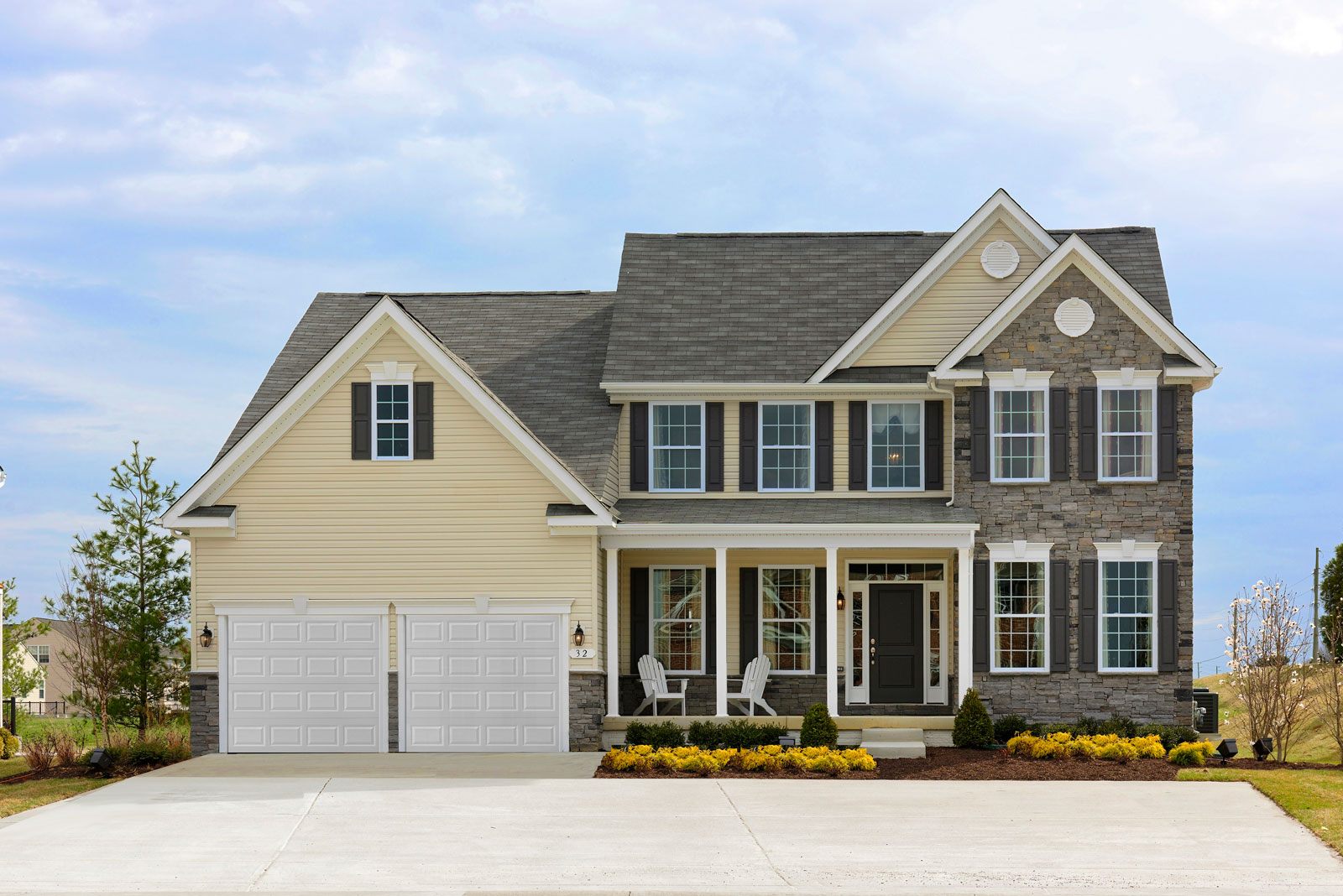 Townhomes, Single Family & Estate Homes