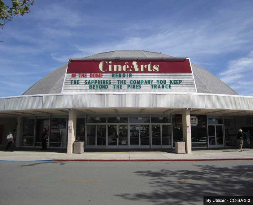 Dome Theater in Pleasant Hill, CA