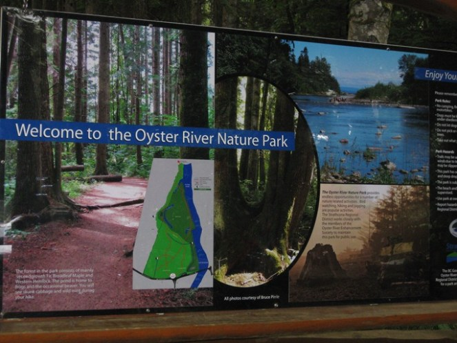 Oyster River Nature Park