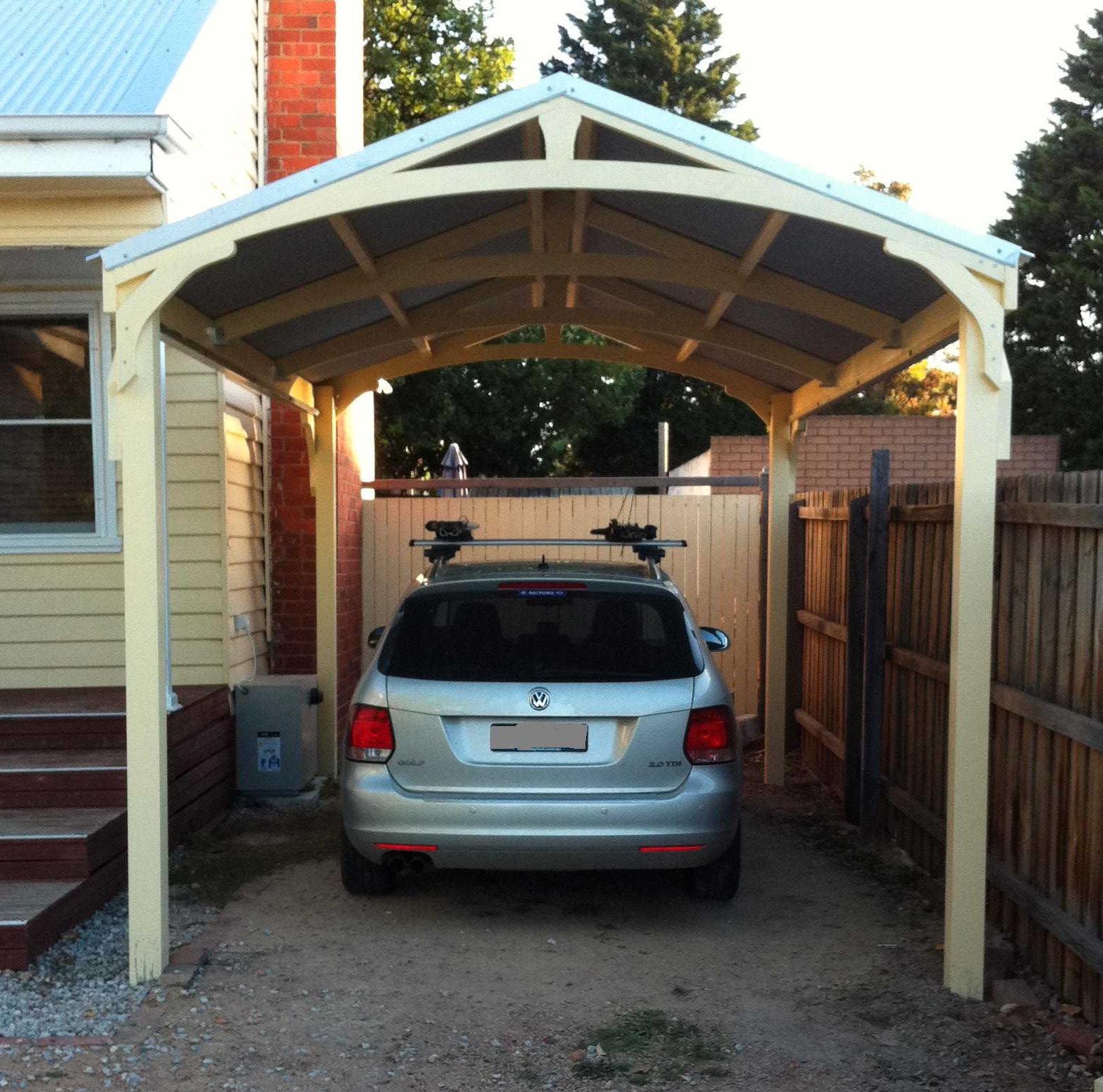 Carport Timber Outdoor Living