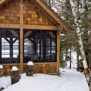Caddy Lake Cabin