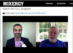 Tim Berry on Mixergy