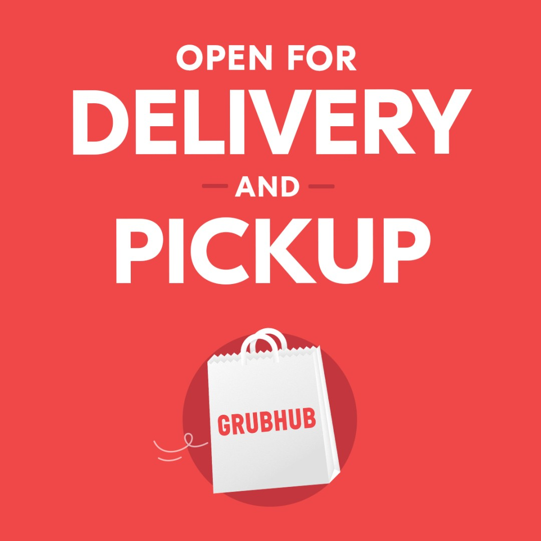 Get Us Delivered with Grubhub!