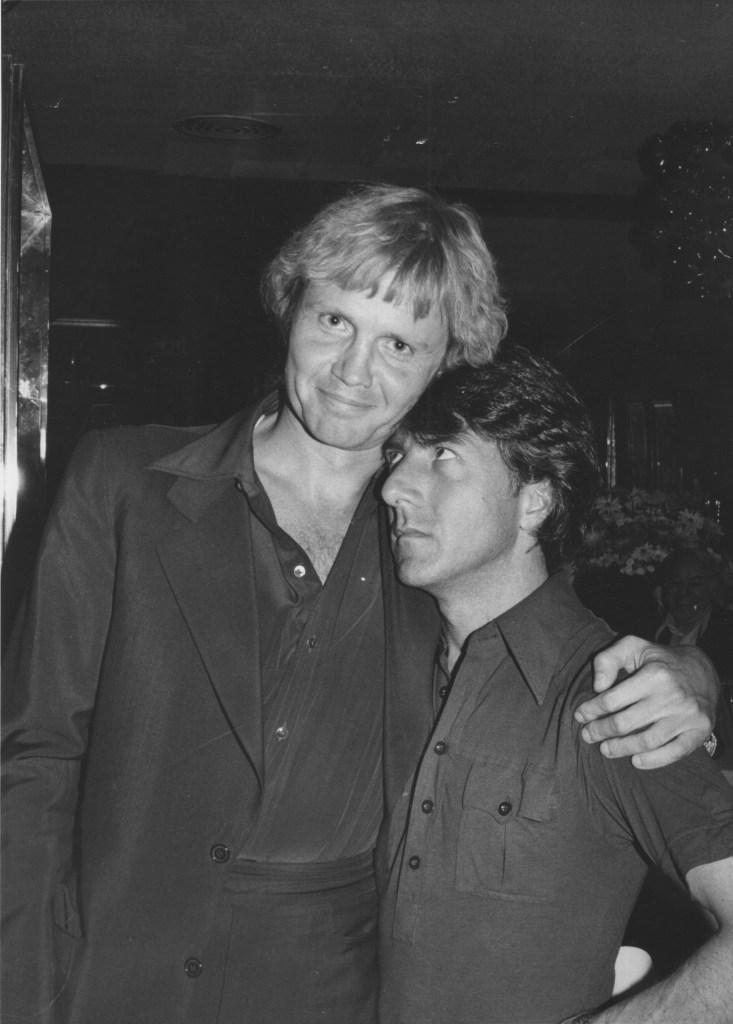 Jon Voight, Dustin Hoffman