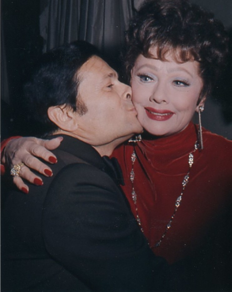 Jerry Herman, Lucille Ball