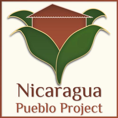 Nicaragua Pueblo Project Non Profit Organization Logo Design