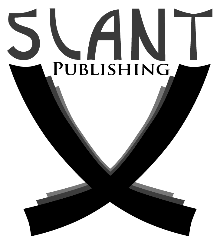 Slant X Media Publishing Company Logo