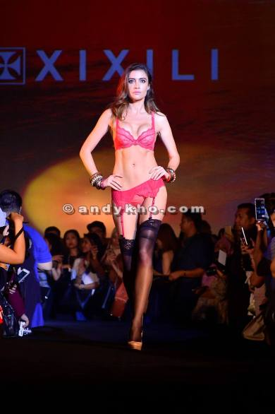 XIXILI Lingerie Fashion Show 2016 (7)