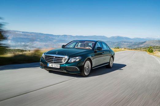 Mercedes Benz E Class Exclusive (5)