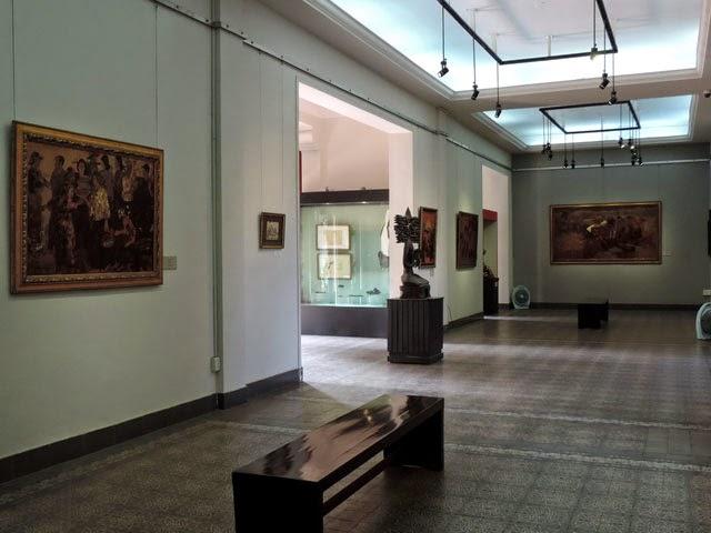 Bảo tàng mỹ thuật TP HCM