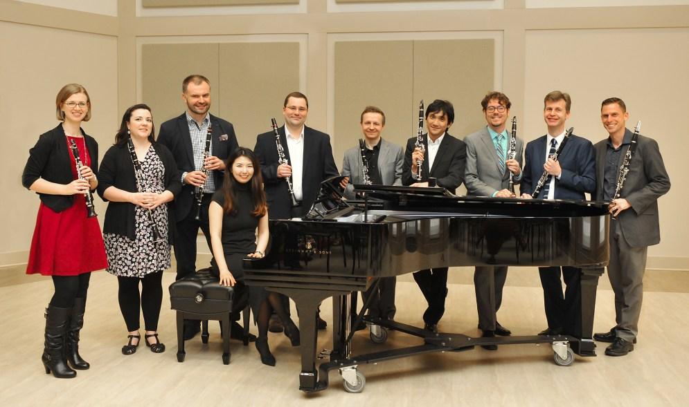 Clarinet Day Artists 2015