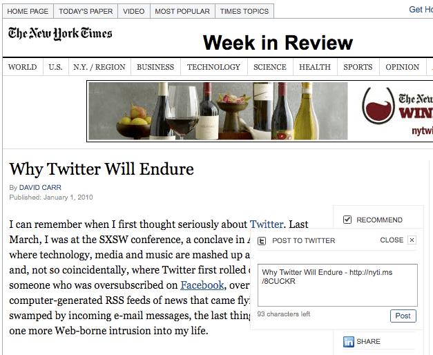 Twitter NYT