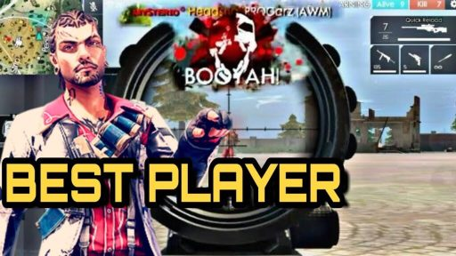 Who Is The Best Player In Free Fire? Check Best Free Fire Player in India