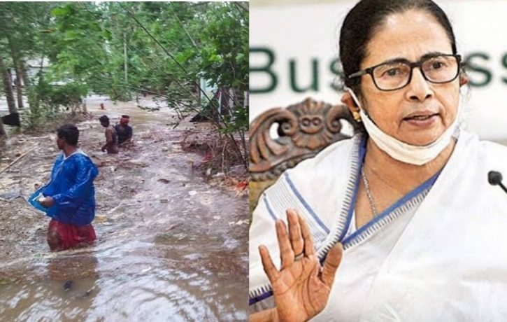 Total Distraction from Yaas Cyclone in West Bengal, Essay on Yash Cyclone, Yash Cyclone essay, Yaas Cyclone Total damage in West Bengal, total damage from Yash Cyclone, total damage in West Bengal, Full Distraction from Yaas Cyclone Total Distraction from Yaas Cyclone & Compensation form WB , Compensation competition from mamata Benarjee