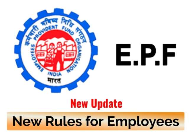 link Your EPF with Aadhaar   PF account new rule from June 1 EPF Update How to link pf account with aadhaar card aadhaar to PF New PF Rules