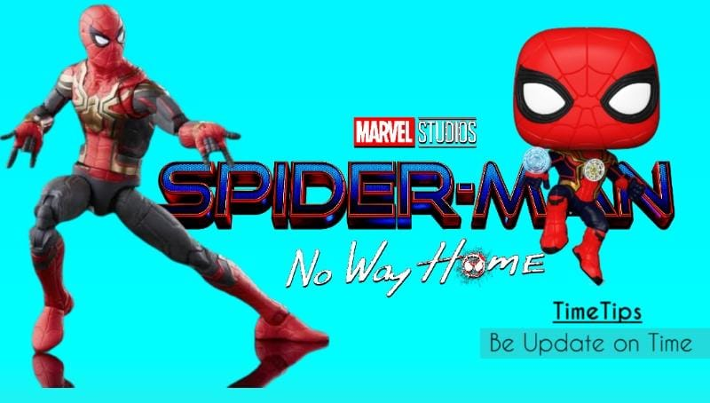Tom Holland New Spider-Man: No way Home Suit revealed Spiderman new Suit