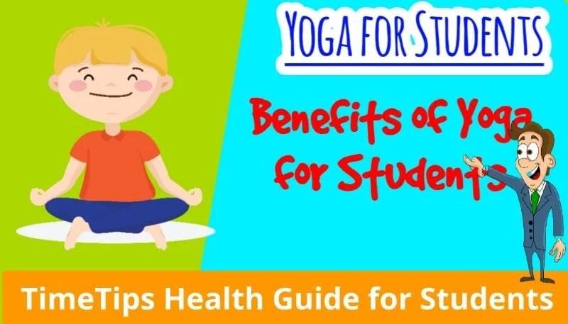 Yoga Student Handbook: Top 10 Yoga Benefits Students Life