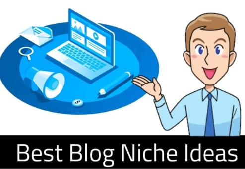 10 Best Tips to Find a Profitable Blogging Niche in 2021