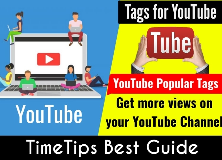 YouTube Popular Tags: List of Most Searched Tags for YouTube