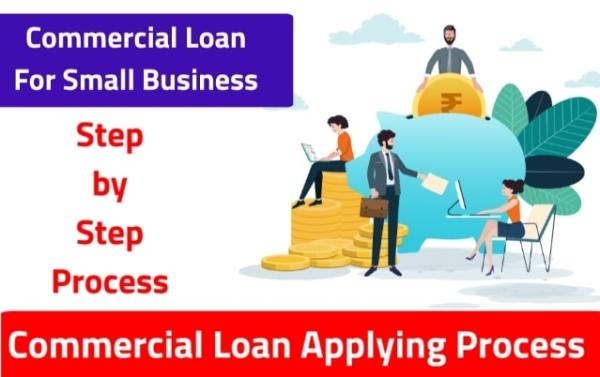 Apply process commercial Loan