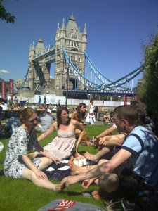 Rioja & Tapas at the Tower Bridge
