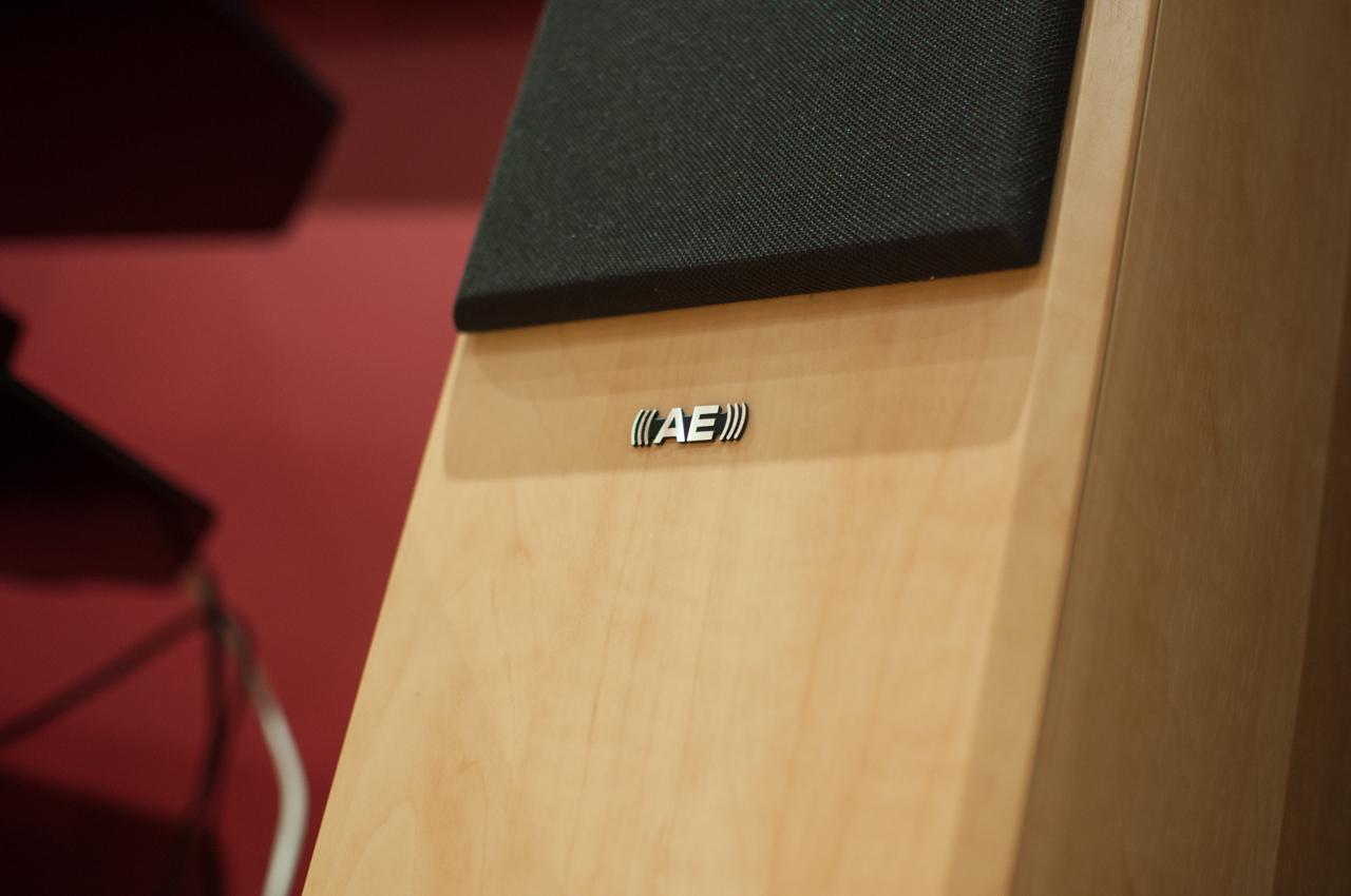 5.1 Speaker System from Acoustic Energy