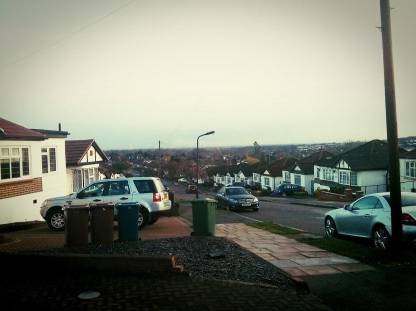 Day 83 Ahh... suburbia!