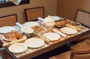 Merry Christmas! There was more food. An epic amount of food. Nearly 12 hours worth of cooking of food.