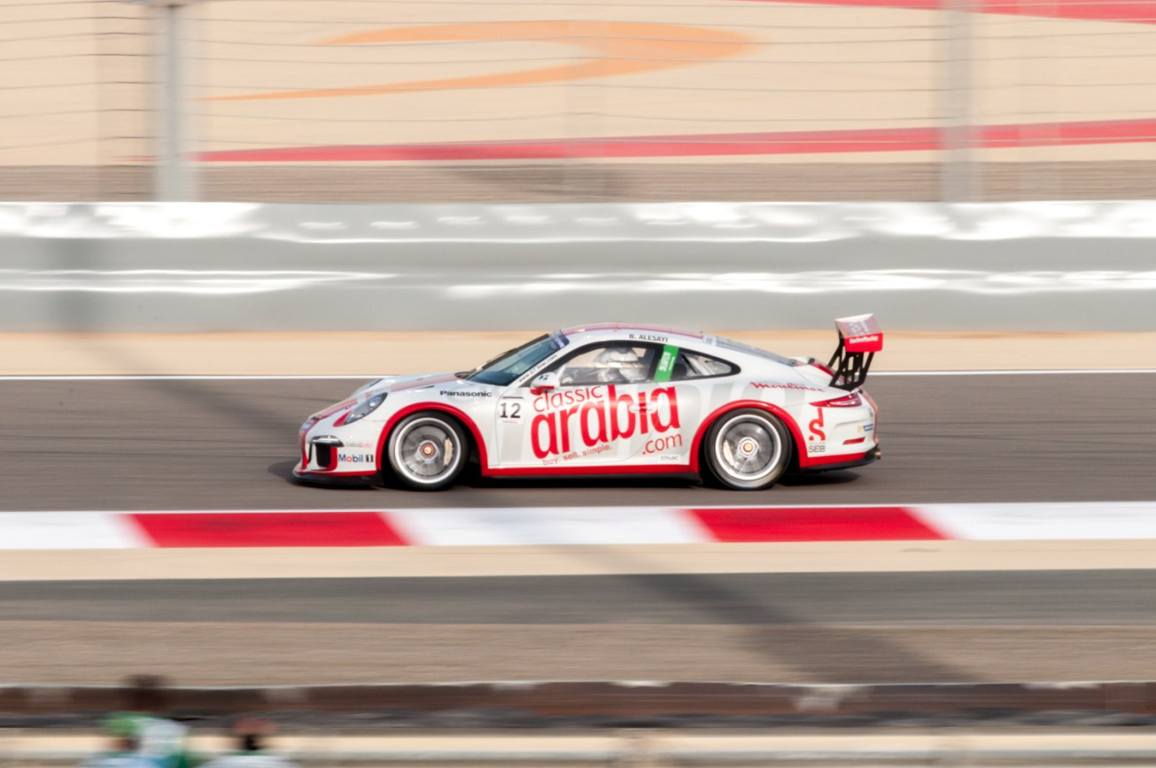 Bahrain GP - GT3 Series