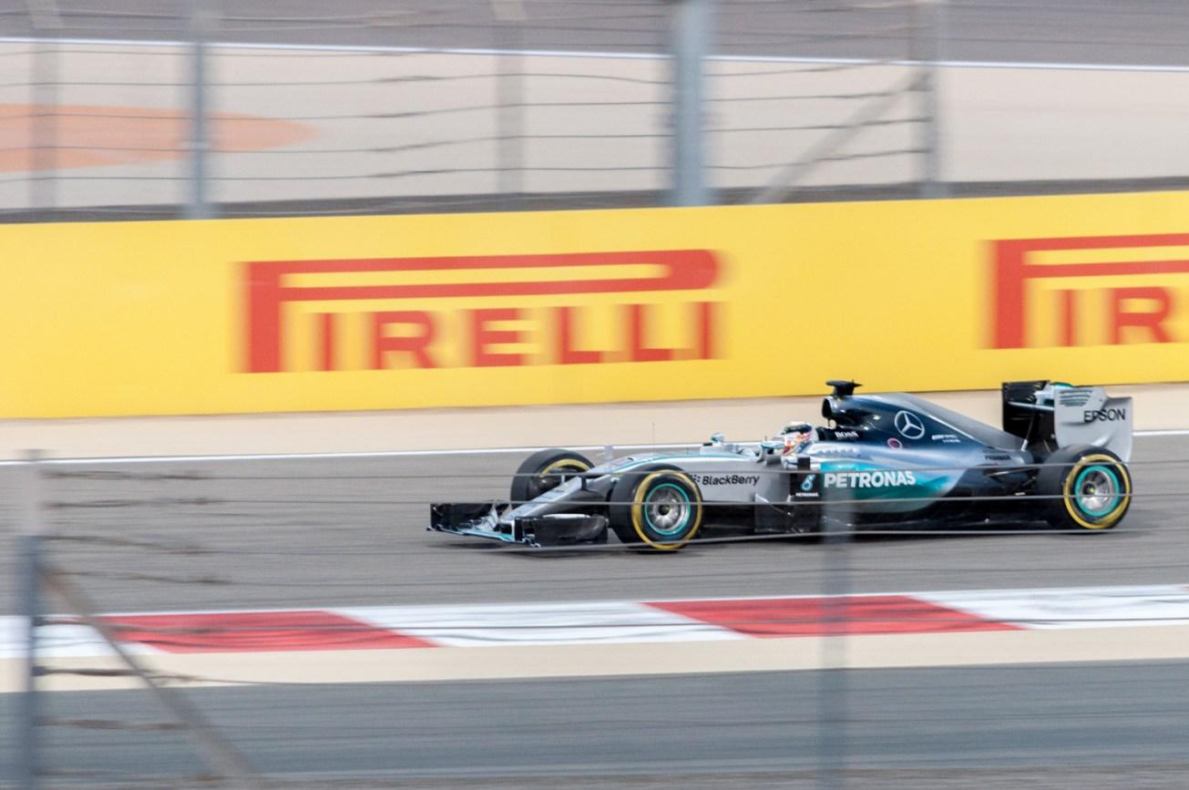 Bahrain GP - Lewis Hamilton