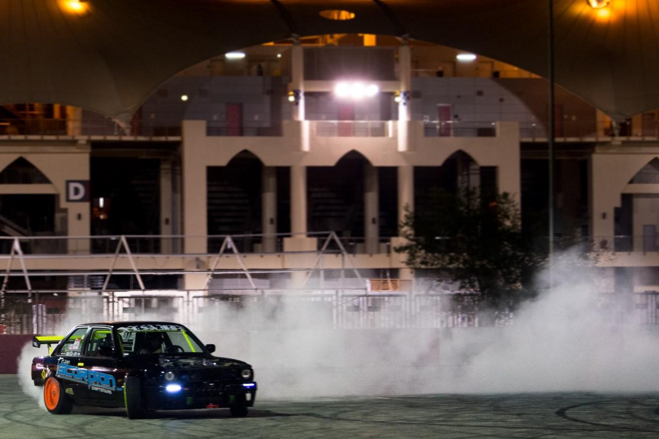 BIC Drag and Drift Night