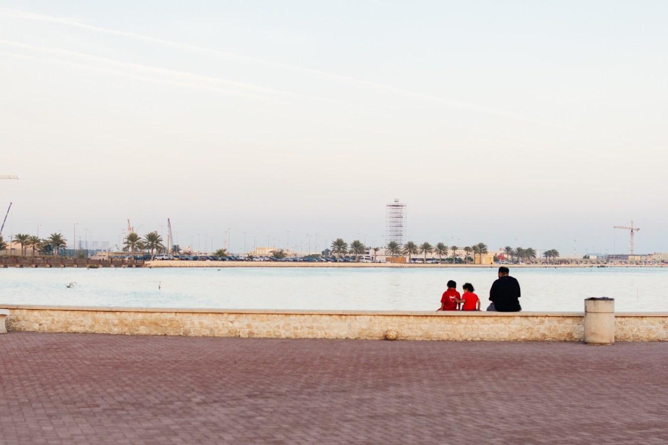Three years in Bahrain