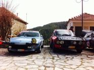 76 7th Classic Regularity Rally Greece 2016 PHILPA SISA
