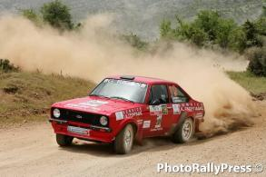 0019 RIGAS - GEORGIADIS 37o rally sprint korinthoy 2016