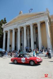 110 historic rally of greece regularity