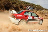 0007 TZAMPAZIS D-POLIZOIS G Rally Sprint ASMA 2017
