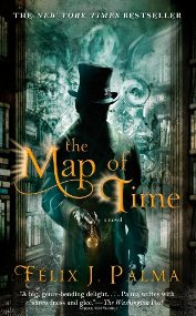 Map of Time Book Cover