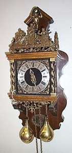 Dutch Clock