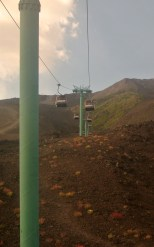 cable car up Etna