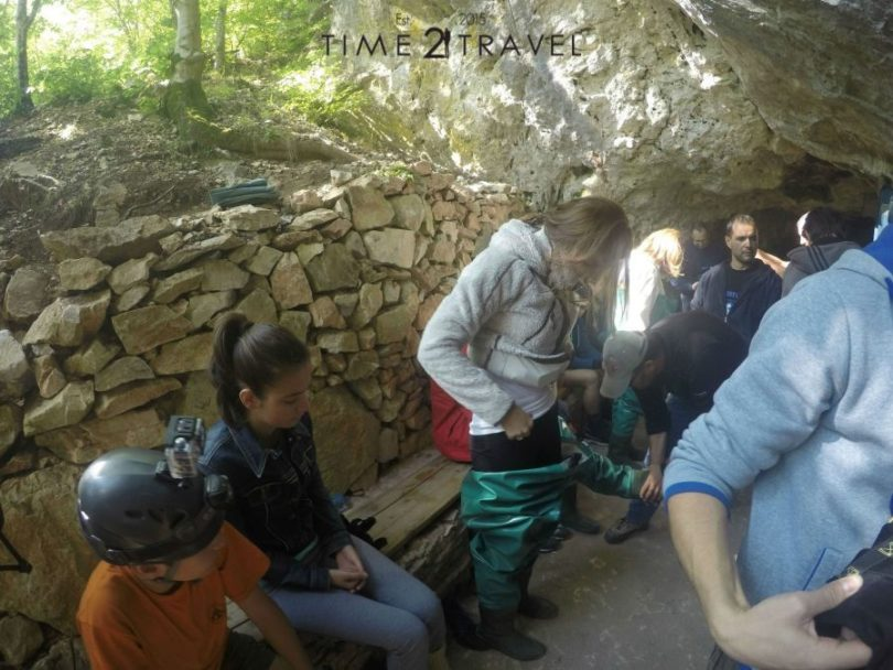 пещерата Голубовица