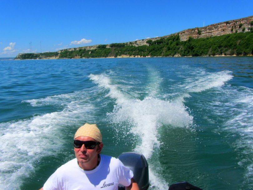 Каварна и разходка с лодка